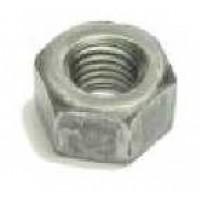 Porca Sextavada Simples - Aço Carbono - Grau 5 Classe 8 - UNF - MB - Rosca Fina